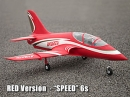 Mini Avanti S EDF 70 RTF Red Race
